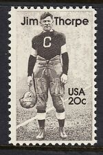 US Scott 2089- Jim Thorpe, Football Athlete   MNH