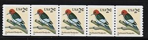 #3045 Red Headed Woodpecker  PNC-5  Pl #1111  - MNH