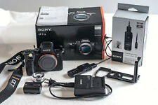 Sony a7R III Mirrorless 42.4MP Full Frame Digital Camera, 4K HDR Video BUNDLE