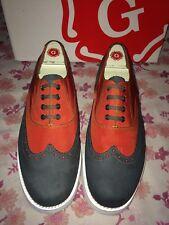 Grenson Max Vibram Suela Formales Zapato, Reino Unido 9, Excelente Estado