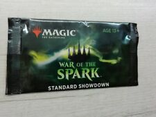 War Of The Spark Standard Showdown Booster Pack Promo