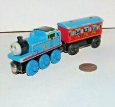 Thomas & Friends Wooden Railway Train Tank Engine 10 Years in America Dining Car