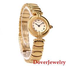 Cartier Baignoire 18k Gold Women's Watch Box 71.3 Grams NR