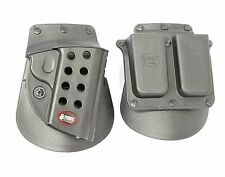 Fobus Evolution 1911 Holster + 4500 Double Magazine Pouch-New