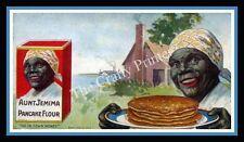 Black Americana MAGNET - AUNT JEMIMA PANCAKE FLOUR