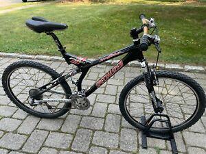 Specialized Stump Jumper FSR XC mountain bike Full suspension aluminum bicycle