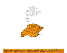 GM OEM-Blower Motor 89018521