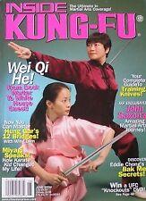 RARE 6/04 INSIDE KUNG FU WEI QI HE JOHN SAXON EDDIE CHONG KARATE MARTIAL ARTS