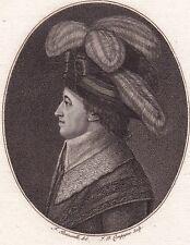 Portrait XVIIIe Jean-François Reubell Rewbell Révolution Colmar Alsace 1796