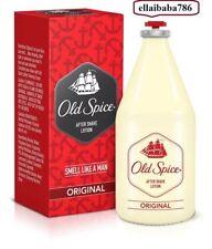 Old Spice After Shave Lotion - ORIGINAL 150 ML For Men - Aftershave