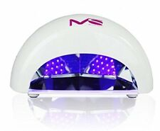 MelodySusie®12W Violetili Portable LED Light Lamp Nail Dryer (White)