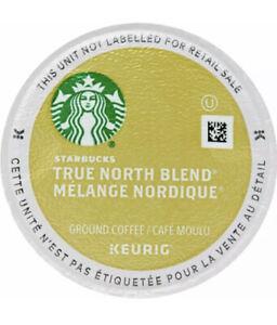 STARBUCKS True North Blonde Coffee K-Cups 240ct BBD 1/2020 similar to Veranda