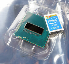 INTEL QUAD CORE i7-4710MQ Haswell ☆ 3.5GHz Turbo ☆ Notebook Laptop CPU Prozessor