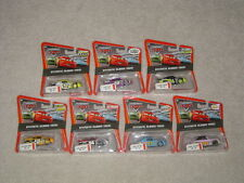 DISNEY PIXAR CARS K-MART EXCLUSIVE CAR COLLECTOR'S EVENT #3 SET OF 7