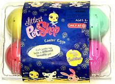 Littlest Pet Shop Jumbo Easter Egg 6 Pack 546 547 548 549 550 551 Target 2007