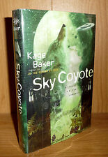 Sky Coyote by Kage Baker True Hb 1st! A Novel of The Company! Scarce 2nd Novel!