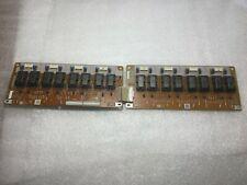SHARP LC32GA6E TV INVERTER PCB RUNTKA165WJZZ QKITF0116S2PB RUNTKA164WJZZ