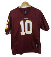 NFL Team Apparel Washington Redskins Robert Griffin III Jersey Youth XL