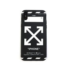 Apple Off White Virgil Abloh Arrows Back Case Cover iPhone X/XR/XS/XSMax