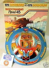 GOLDRAKE UFO ROBOT - DISCO VOLANTE MOVIMENTO MISTERO - REEL 1978-MADE IN ITALY