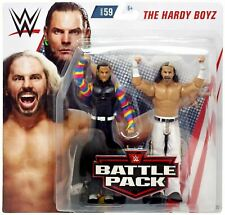 "The Hardy Boyz WWE BATTLE PACK [Series #59] 7"" Superstar Action Figures 2-Pack"