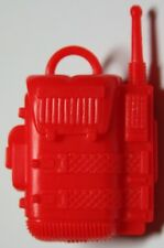 Lanard CORPS Emergency Action Rescue Accessory Backpack Radio Antenna Red
