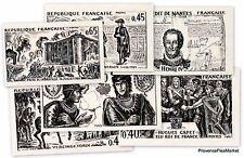 EUROPA FRANCIA Documento Filatélico Oficial 1482