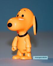 Peanuts Snoopy Qee Series 1 Orange 2/15 Rarity