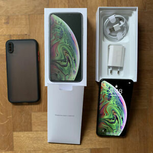 Open Box Apple iPhone XS Max 256GB Space Gray EU Area + Super Package!