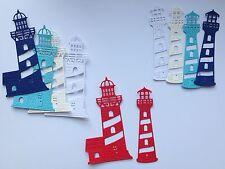 Cheery Lynn Fancy Lighthouse Die-Cuts (seaside mix)