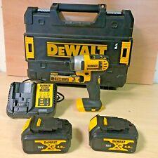 DeWalt DCF885N DCF885 18v XR Impact Driver Body Battery Case *MULTIPLE OPTIONS*