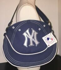 New York Yankees Baseball Cap Purse. Official MLB Merchandise