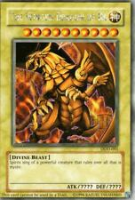 The Winged Dragon of Ra - DOD-001 - Prismatic Secret Rare - Played