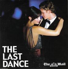 THE LAST DANCE - PROMO CD: BOYZONE, MICHAEL JACKSON, ELTON JOHN, CAT STEVENS ++