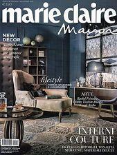 MarieClaire Maison 2015 11 Novembre#Interni Couture,qqq