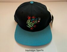 Vintage MiLB EVERETT AQUASOX Minor League Baseball NEW ERA SnapBack HAT NWTLast1
