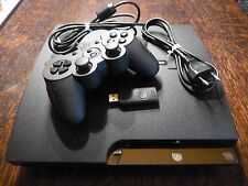 Sony PLAYSTATION 3-SLIMLINE-CECH - 2104b - 250 GB-CON 11 giochi