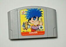 Nintendo 64 Goemon's Great Adventure Japan N64 game US Seller