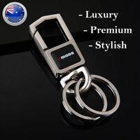 Fashion Metal Key Rings Car Keychain Heavy Duty Keyring Men's Gift Key Chain