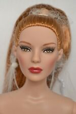 "Tonner Marley Wentworth Rose Rouge 16"" NUDE Doll NEW"