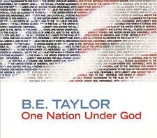 Taylor, B.E. : One Nation Under God CD