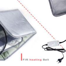 FIR Sauna Belt FAR Infrared Fat Reduce Waist Lose Weight Manage Body Slim Belt