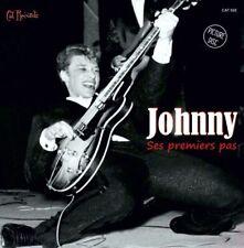 Johnny Hallyday 45t Picture Disc - Ses premiers pas - 4 titres