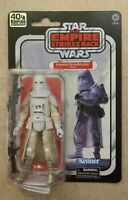Imperial Snowtrooper Hoth Star Wars Black Series ESB 40th Anniversary In Hand 🔥
