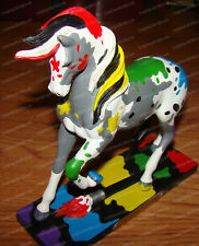 The Artist (Trail of Painted Ponies by Enesco, 4025999) 1E / 1,697, Appalossa