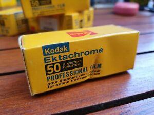 Kodak Ektachrome Epy 120 For Slide Colours Film Expired 1980
