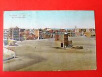 Antique Postcard.Port-Said.Rue à Village Arabe. Posted in 1909. Alexandria,Egypt