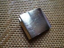 Surface silver HABAKI FOR JAPANESE SWORD (menuki-fuchi-tsuba-tsuka ito-seppa)