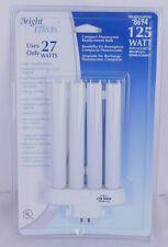 Bright Effects 125 Watt #8694 Uses only 27 Watts FEC 27W 6500k