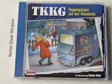 TKKG - CD - Folge 174 - Doppelgänger auf der Rennbahn